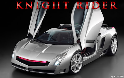 sweet car: Poll: Which Car Should Play In The New Knight Rider TV