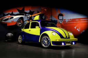 pimp my ride vw bug on sale for 40 000. Black Bedroom Furniture Sets. Home Design Ideas