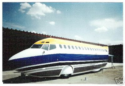 Street Legal Boeing 727 Jet Limo Sold On Ebay Carscoops