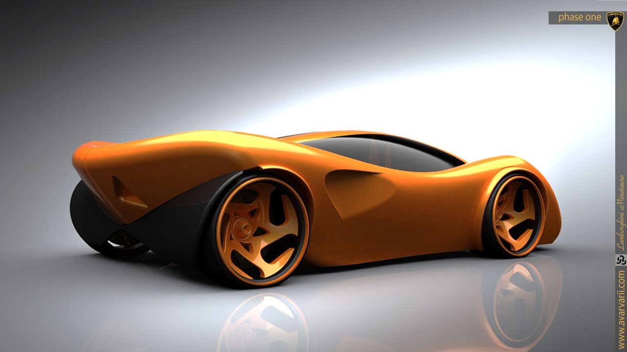 2020 Lamborghini Minotauro Design Concept: Yes, Please ...