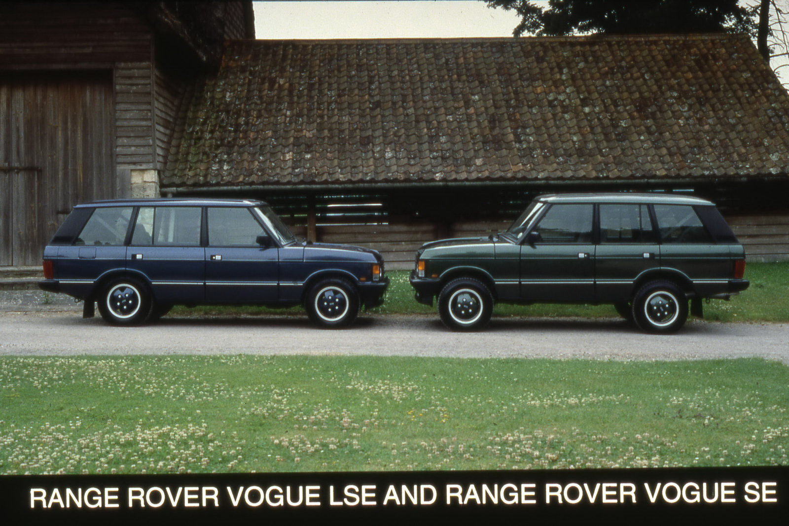 VIDEO: 40 Years Of The Range Rover In 1:40 Minutes