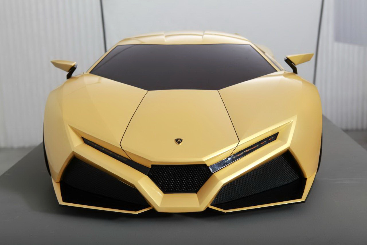 Lamborghini Cnossus Concept Design What Do You Think