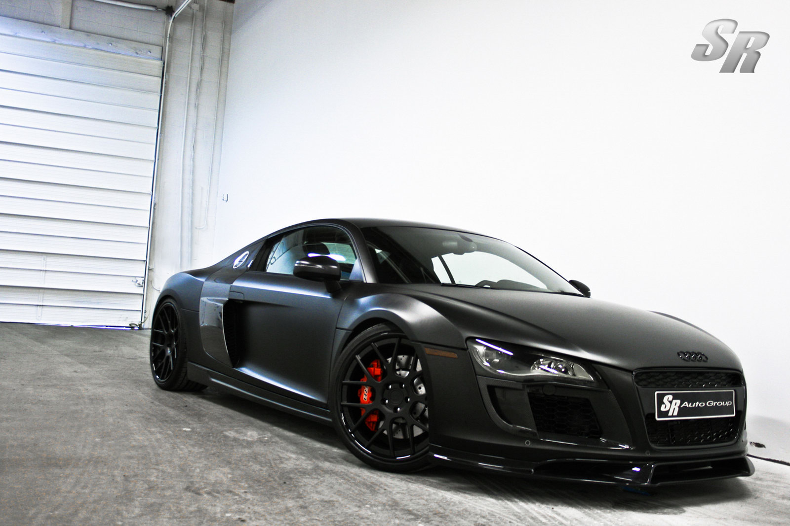 Toyota Supra Roof Rack Stealthily Tuned Audi R8 Valkyrie by SR Auto