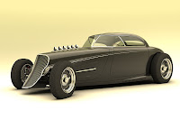 Bo Zolland Designs Vintage Hot Rod with CTS-V Power in ...