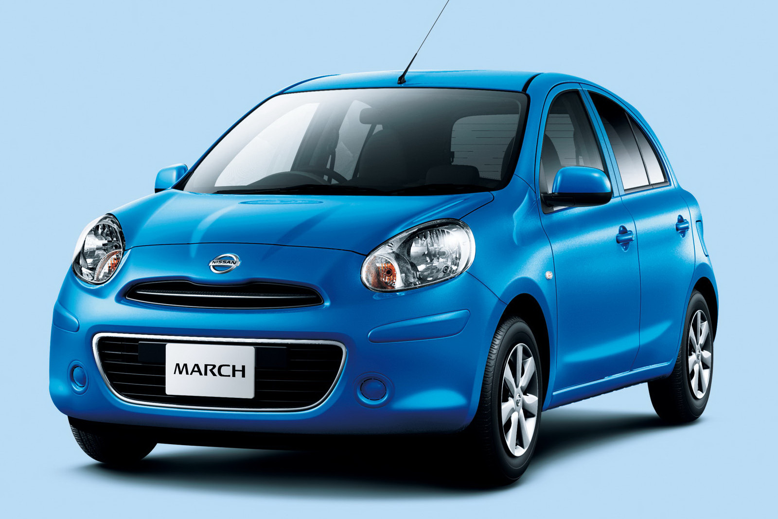 All About Cars: Nissan March
