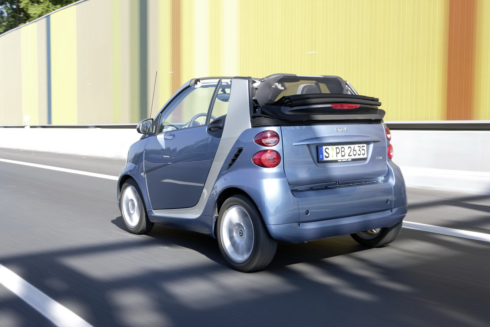 2011 Smart Fortwo Receives Minor Upgrades Carscoops