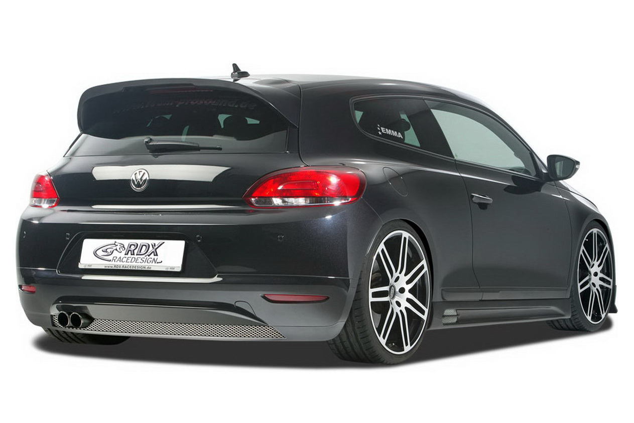 vw scirocco coupe kitted out by rdx racedesign. Black Bedroom Furniture Sets. Home Design Ideas