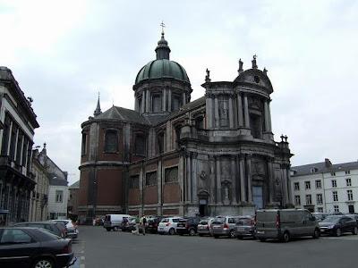 Saint-Aubain Cathedral