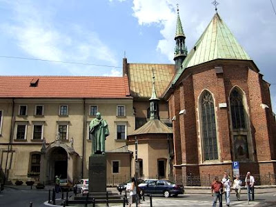 church in Krakow