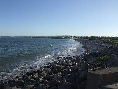 Dungarvan beach