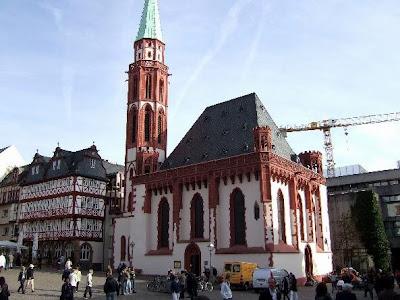 Old Nicholas Church
