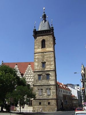 New Town Hall, Prague