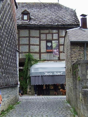 shop in Durbuy in Belgium
