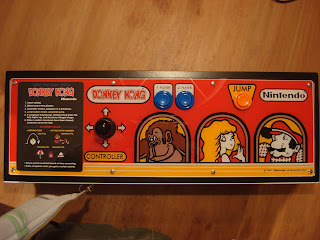 Building A Donkey Kong Arcade Cabinet Control Panel Assembly