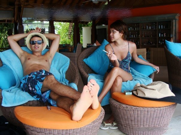 Bunga Citra Lestari Hot: Bulan Madu BCL Tak Peduli Kiamat 2010
