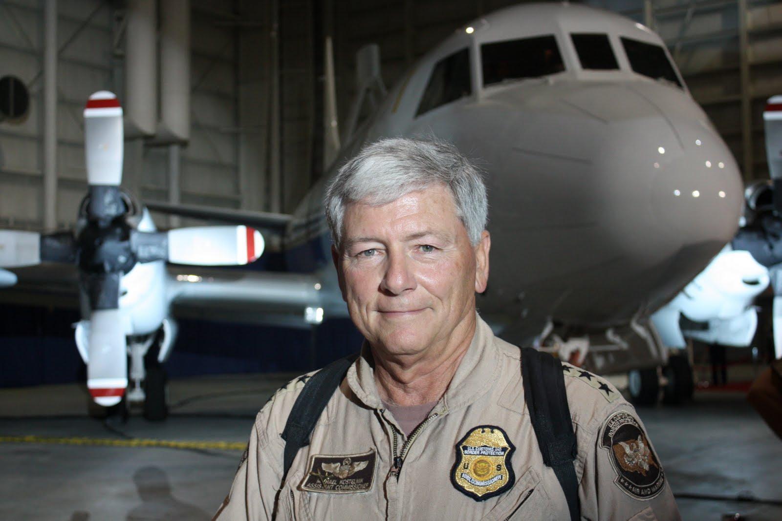 BMW Of Wilmington >> Jim's Passing Scene: Maj. Gen. Michael Kostelnik (retired), Assistant Commissioner, U.S. Customs ...