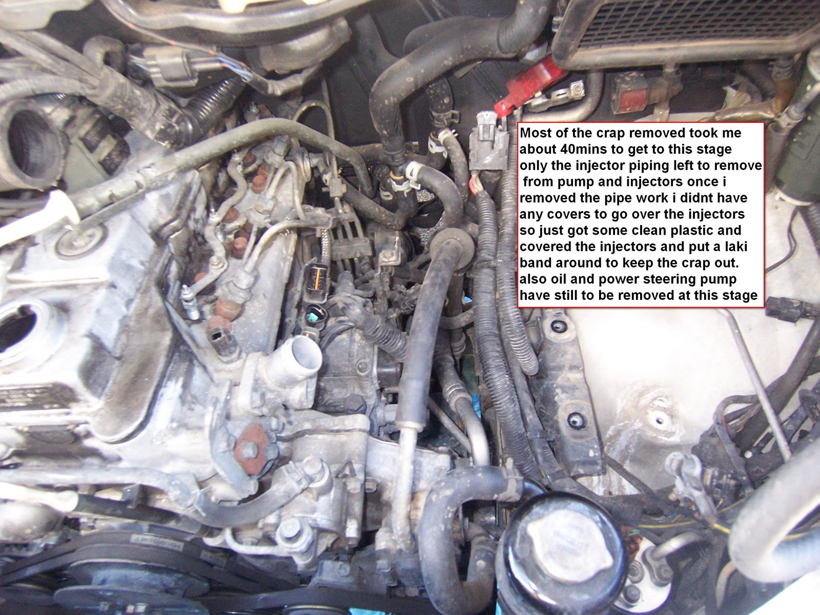 Mitsubishi Injector pump Repair Manual