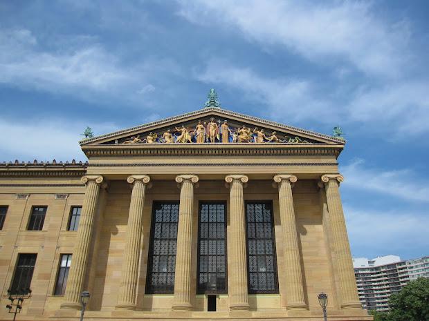 Sending Postcards Philadelphia Museum Of Art