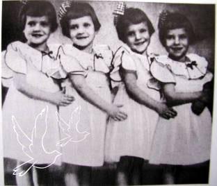 genain quadruplets - photo #1
