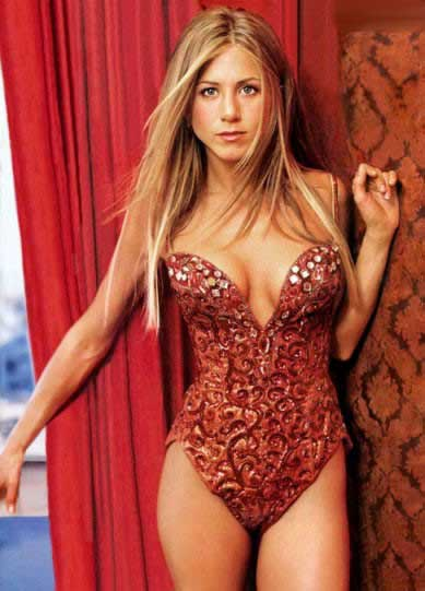 Celebrities Jennifer Aniston Hot Picture-9373