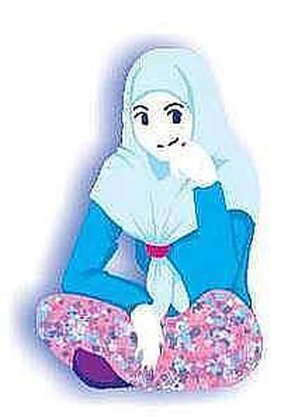 KaKTuS BeRDuRi Wanita Muslimah Sejati
