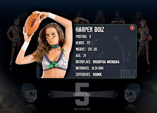 Lingerie Bowl Pics and Updates: Seattle Mist