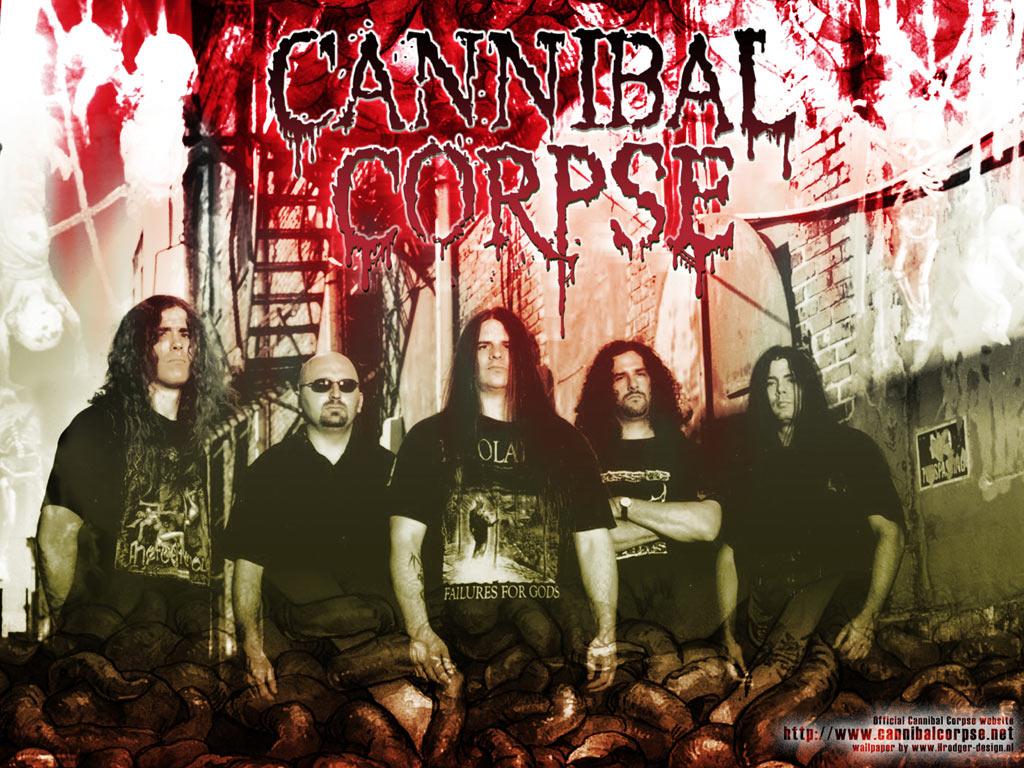 CZ) Cannibal Corpse [7 Videos Subtitulados] [Youtube H    en