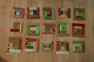 Log Cabin Christmas Tree Quilt.Crazy Mom Quilts Christmas Tree Skirt Tutorial