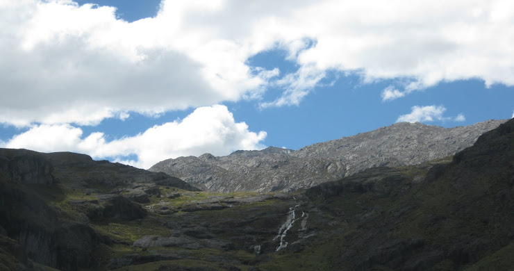 CANTA II: La Laguna y la Cordillera de la Viuda  + BONUS