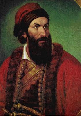Γρηγόριος Δικαίος (Παπαφλέσσας) και η μάχη στο Μανιάκι
