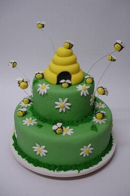 The Most Beautiful Birthday Cakes Wyrdgrace