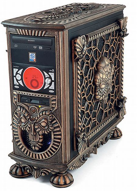 50 beautiful custom pc case designs see it take it and for Case design