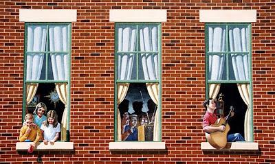Pinturas em 3D incrivelmente realistas por Eric Grohe 8