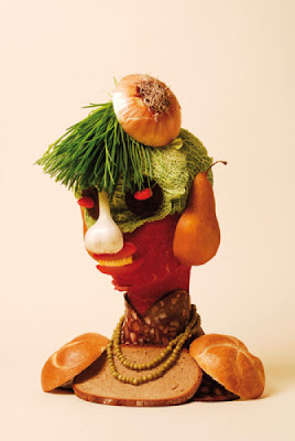 Esculturas de comida por Sarah Illenberger 33