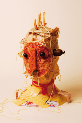 Esculturas de comida por Sarah Illenberger 30