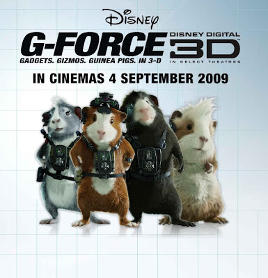 Shaun Owyeong My Favourite Character In G Force