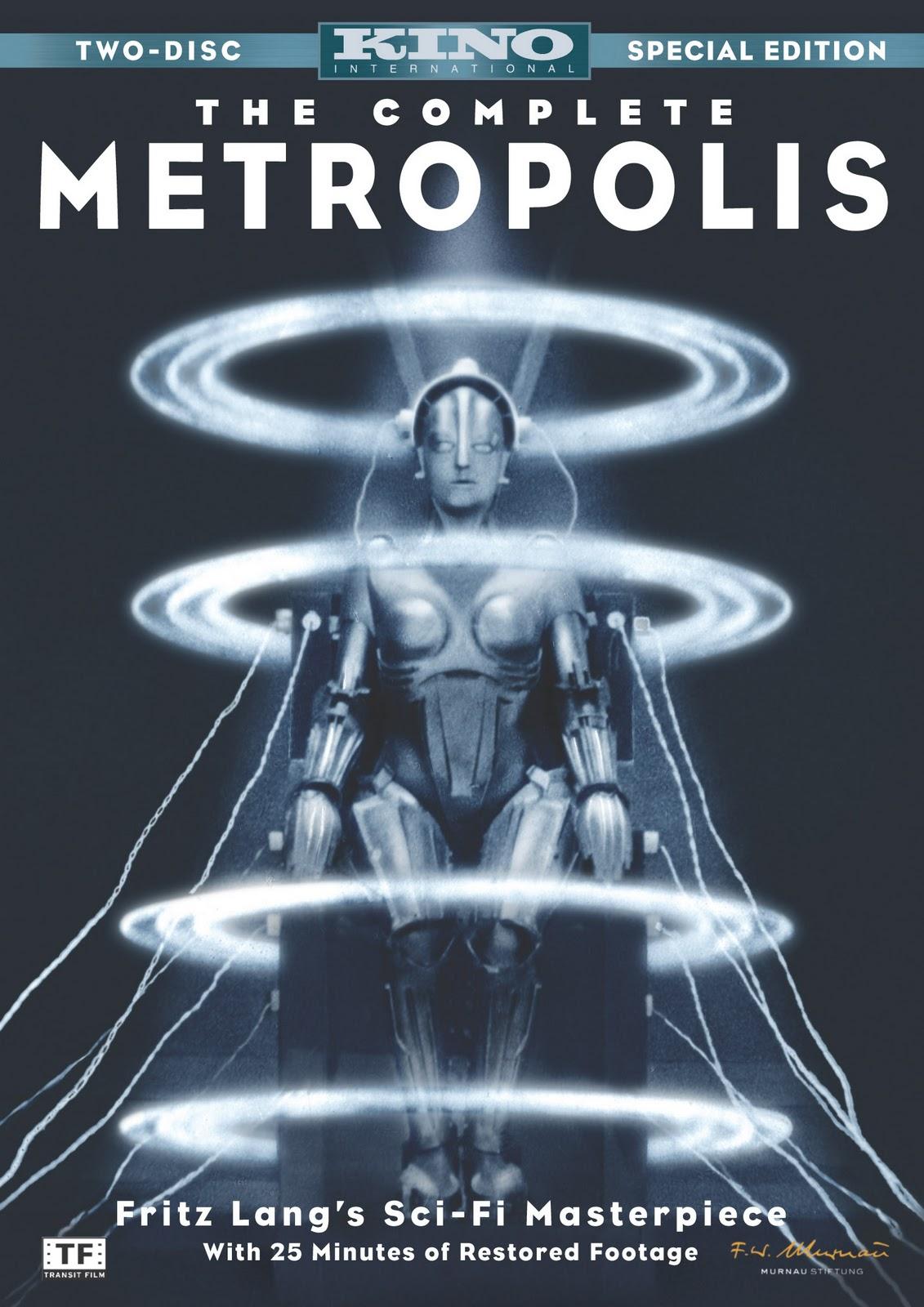 Critique of Metropolis Essay