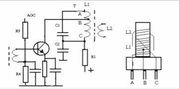 Spirit Soldering: Homebrew make IF transformer