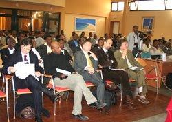 la delegazione ISCOS Marche in Eritrea