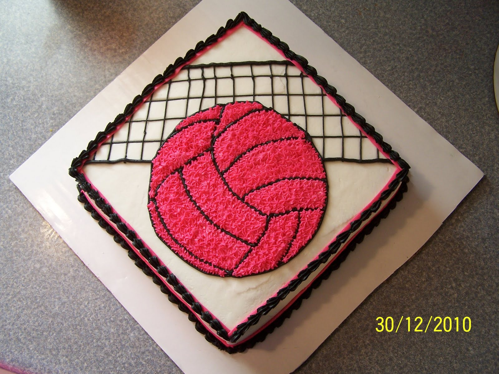 Peperami Birthday Cake