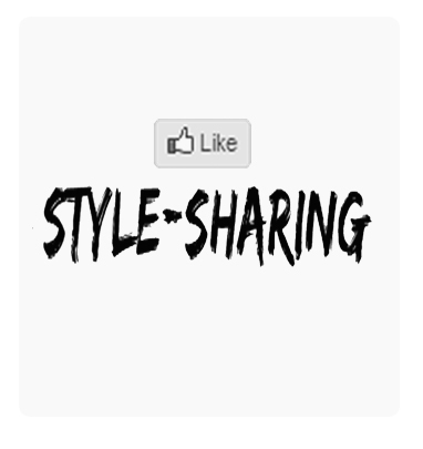 style sharing: August 2010