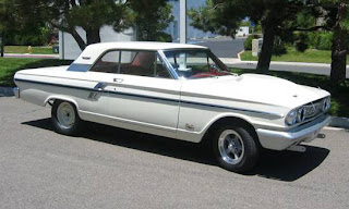 We Love Ford's, Past, Present And Future : 1964 FORD