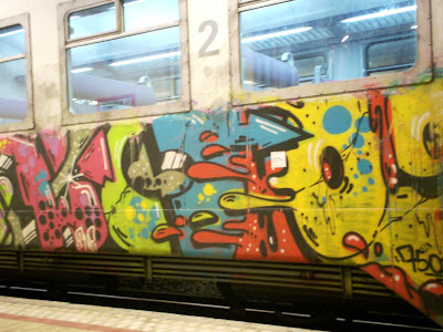 horphe graffiti