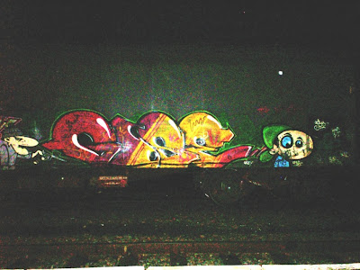 dex1 graffiti