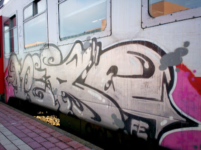 train graffiti crew