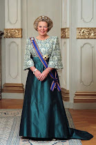 THE QUEEN OF THE  NETHERLANDS