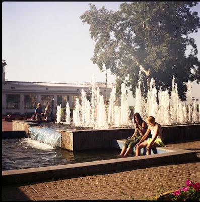 Нижний Новгород. Речной вокзал. 2009