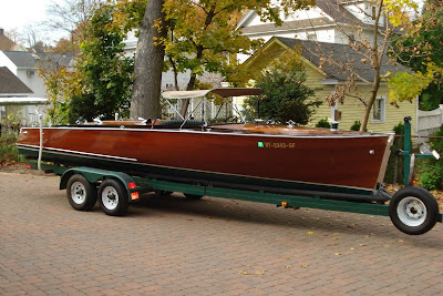 Very Cool Fitzgerald & Lee On Craigslist  | Classic Boats
