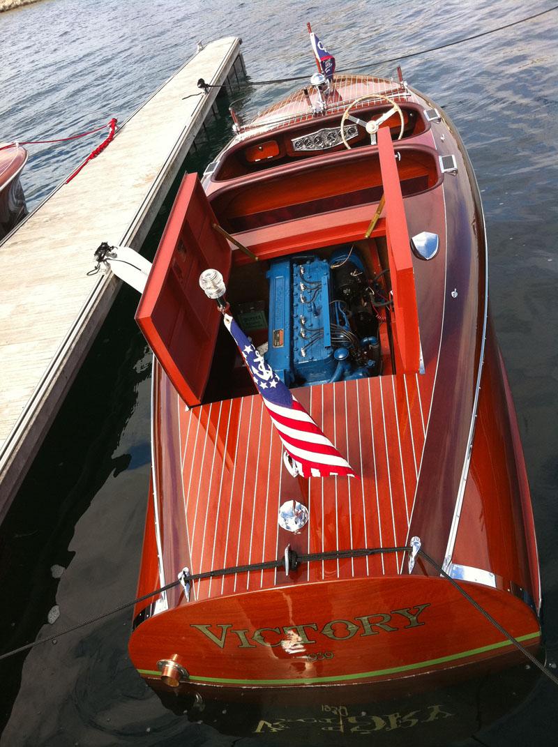 Acbs alexandria bay vintage boat show