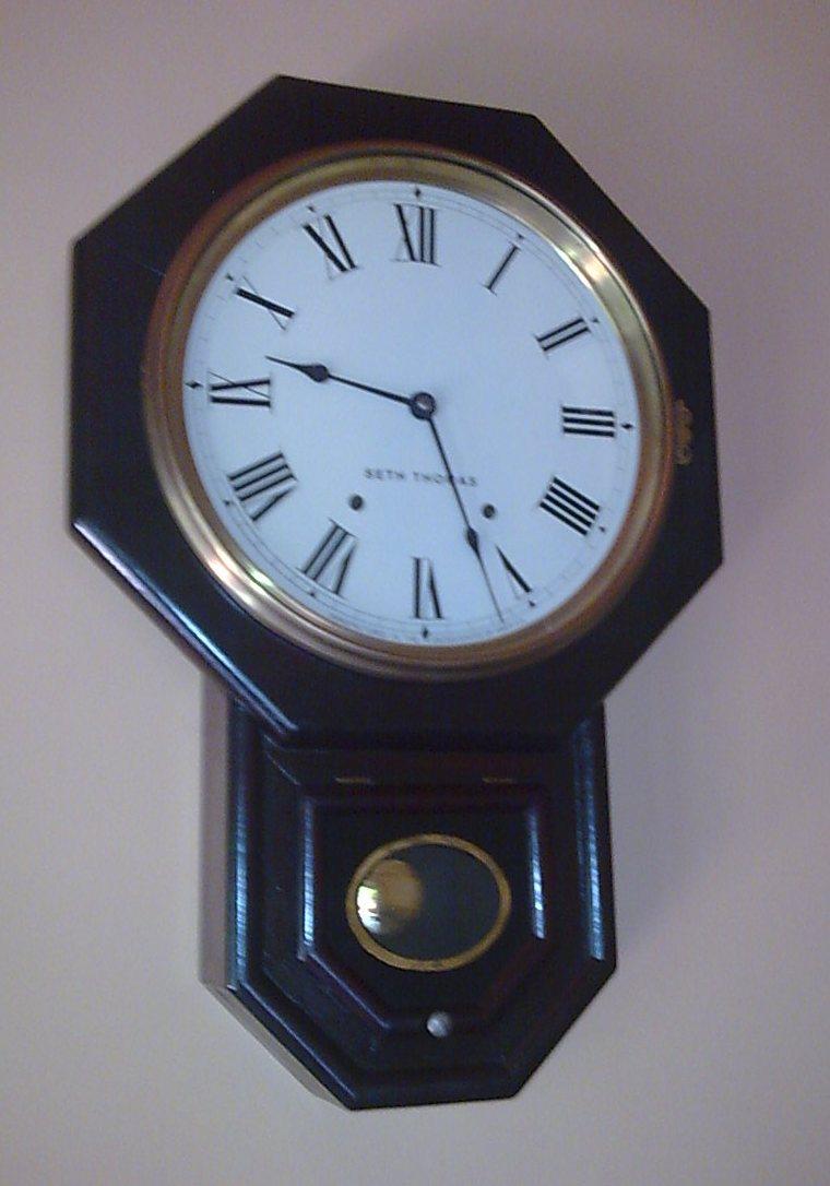 Seth Thomas Clock Repair Manual